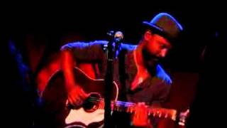 David Ryan Harris- Someone Like You- Rockwood Music Hall NYC- 11/13/11