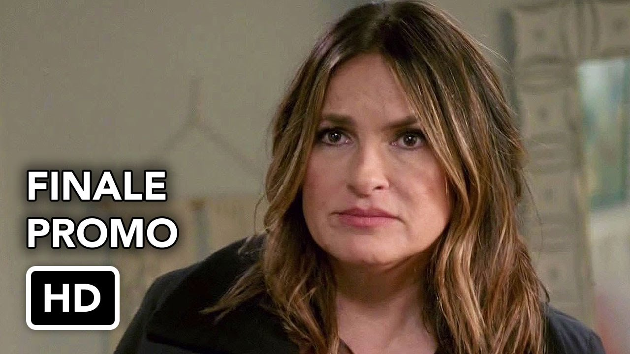 Law and Order SVU 21x20 Promo