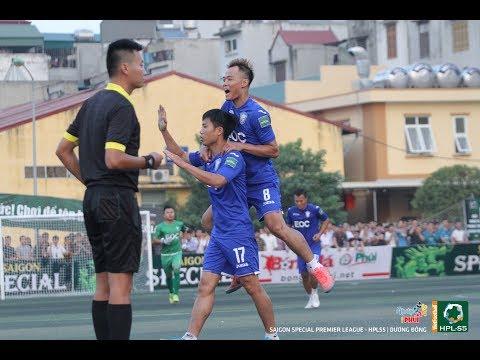 [Highlight] EOC vs Văn Minh | Vòng 5 giải bóng đá HPL S5 | Nhịp Đập iPhủi