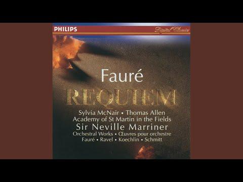 Fauré: Requiem in D Minor, Op.48 - 4. Pie Jesu