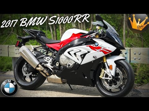 2017 BMW S1000RR   First Ride & Review