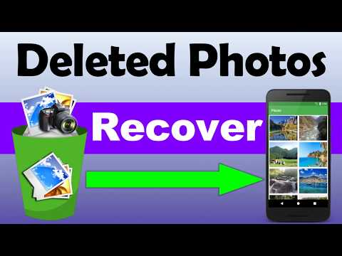How To Recover Deleted Photos On Android Devices Easily