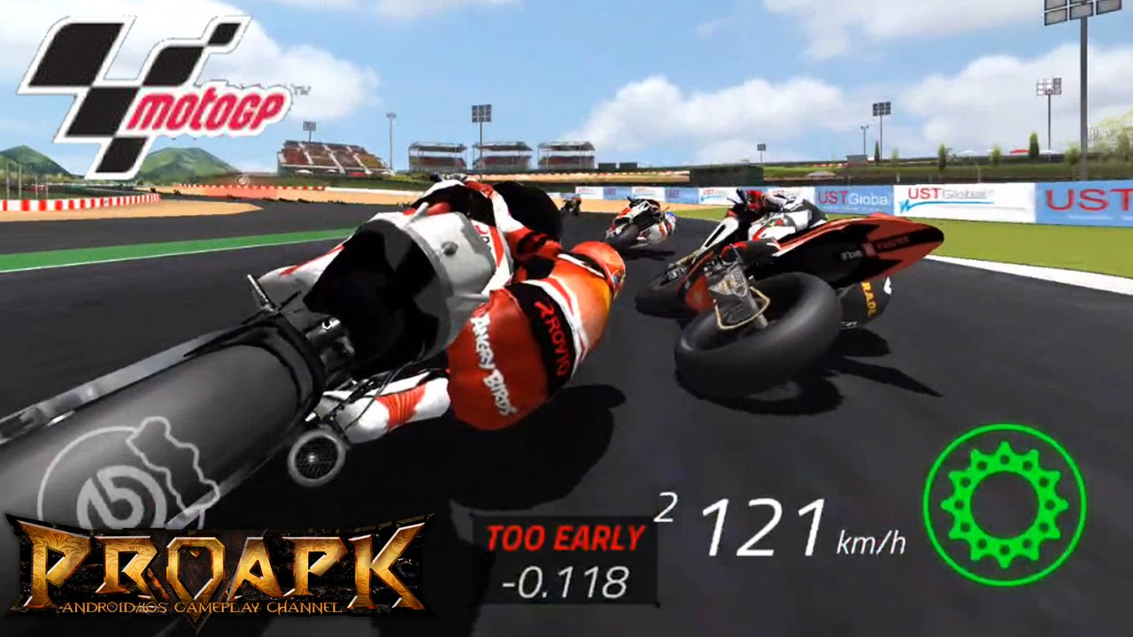 MotoGP Racing: Championship Quest Gameplay iOS / Android - YouTube