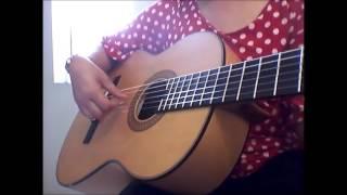 Chìm Dưới Cơn Mưa _  St : Trịnh Công Sơn ( Guitar )
