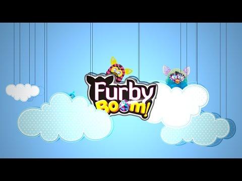 Обзор на ферби Furby Boom Crystal | Ферби бум | Фёрби кристал