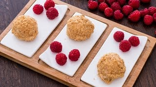 Raspberry Cheesecake Bites Recipe