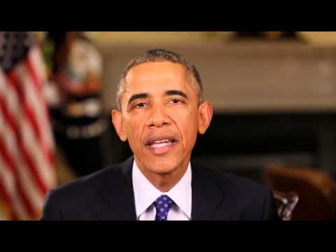 President Obama kicks off the Hour of Code 2014