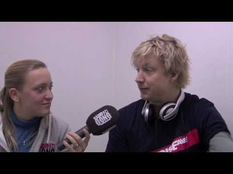 Gong 971 THE ROCK - Sunrise Avenue im Interview 1