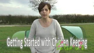 Chicken Housing: Getting Started with Chicken Keeping