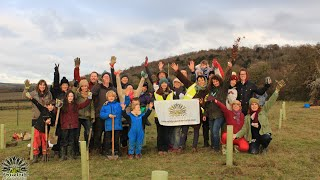 Tree Planting in Sevenoaks (Short Version)