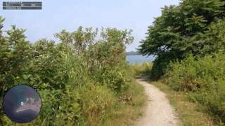 Tommy Thompson Park FTW cycle August 2 2014