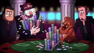 Gravity Falls - Cash Money - HD