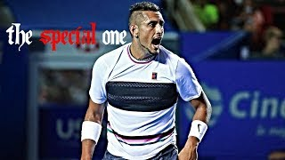 Here's Why Nick Kyrgios Is Good For Tennis ● The Special One
