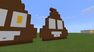 NE CHOISISSEZ PAS LE MAUVAIS CACA SUR MINECRAFT !!! ( Marshmello , Roblox , bébé Simspon ) Video