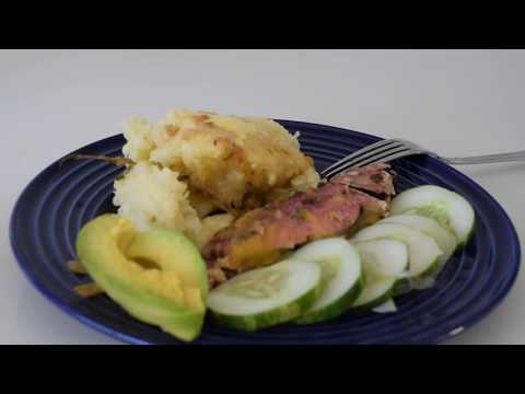 Breadfruit CouCou and Potfish Slowseven Challenge Barbados