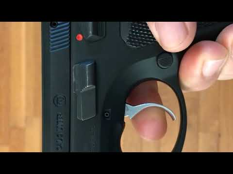 The CZ 75 Compact