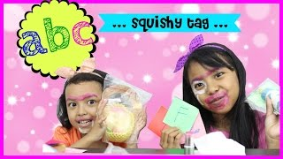 ABC SQUISHY TAG ♥ Indonesia | Squishy Keira Charma