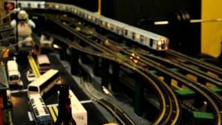 mth mta nyc transit r32 r142a subway sets