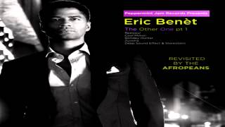 "Eric Benet Feat The Afropeans Revisited -  ""Harriett Jones""  (Reelsoul Main Remix)"