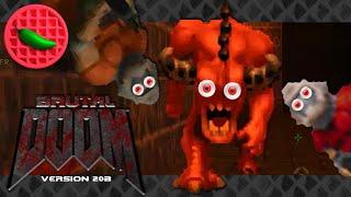 Pinky Roasting Time! -- Project Brutality Mod Co-op (Brutal Doom Starter Pack)
