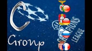 Прогнозы на групповой этап Лиги чемпионов 20142015 футбольный подкаст