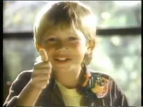 Burger King TMNT Kids Meal Ad with Jonathan Taylor Thomas 1990