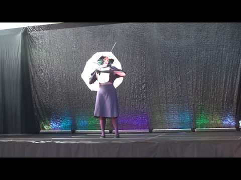 Queen of Darkness - Star vs the forces of evil | AniMatsuri 2017 | Cosplay Contest - Defile