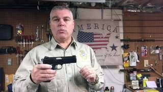Remington's Enhanced Commander 45 ACP