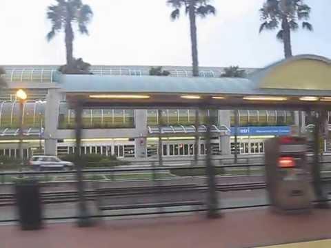 san diego convention center, san diego trolley