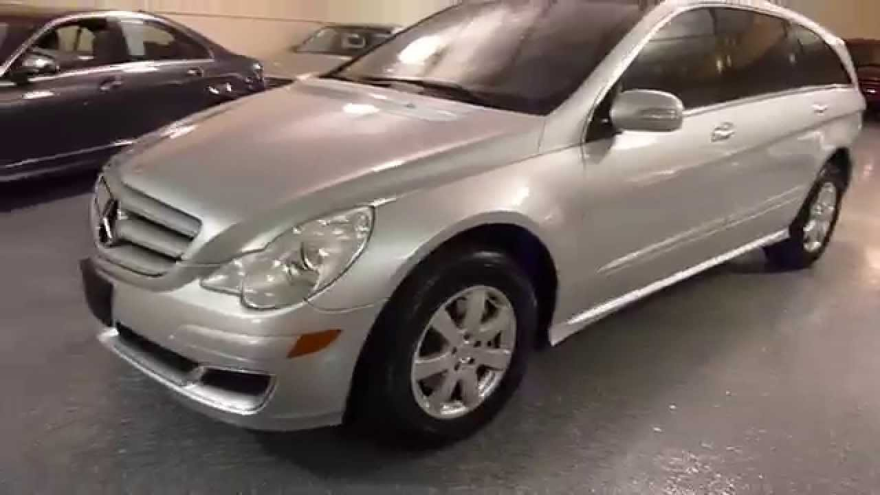 2006 mercedes benz r350 4matic sold 2490 plymouth mi for 2006 mercedes benz r350 4matic