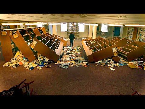 Сидни разрушает школьную библиотеку. Мне это не нравится (1 сезон)