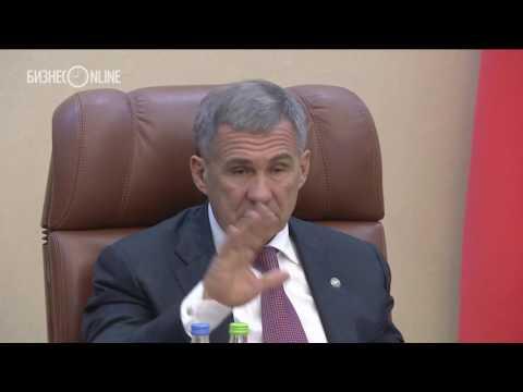 Рустам Минниханов заверил в устойчивости Ак Барс банка