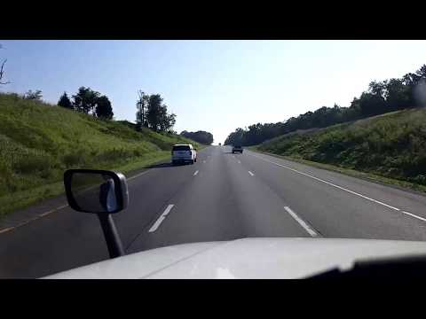 BigRigTravels LIVE! Mount Jackson to Front Royal, Virginia July 31, 2017