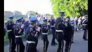Greenock Young Defenders Flute Band