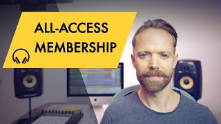 The Producertech All Access Membership