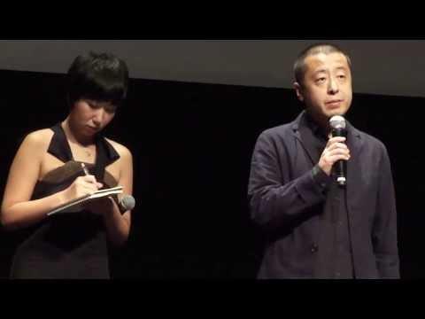 A Touch of Sin - Q&A Toronto Film fest, Lightbox (9-11-2013) - dir Zhangke Jia & actress Tao Zhao