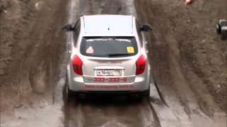 14.04.2012 Внедорожный тест-драйв автомобилей SsangYong
