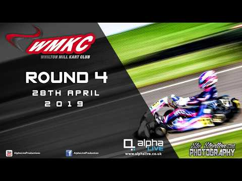 Whilton Mill Kart Club Round 4 LIVE From Whilton Mill