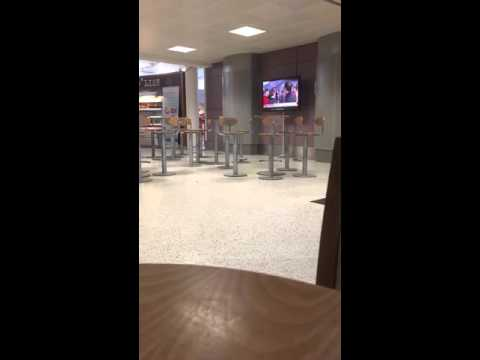 Inverness Airport Timelapse