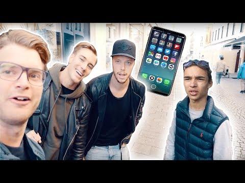 JLC → VAD GÖR FOLK FÖR NYA IPHONE 8??? thumbnail