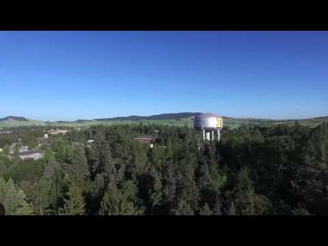 The University of Idaho: Aerial Overview