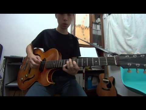 I'm Getting Sentimental over You (guitar cover)