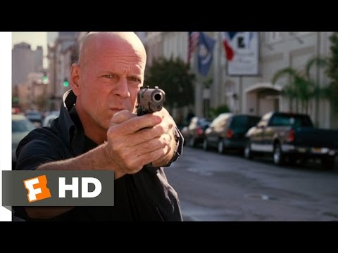 Red (2/11) Movie CLIP - You Really Are CIA (2010) HD