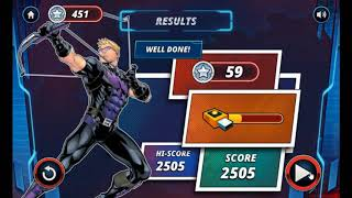 Avengers Hydra Dash 5
