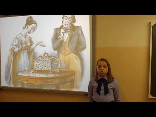 Изображение предпросмотра прочтения – ЮлияЛатыпова читает произведение «Ларчик» И.А.Крылова