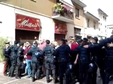 Novate Milanese,11 Maggio,Casapound Carica