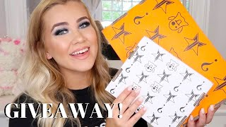 UNBOXING JEFFREE STAR MYSTERY BOXES + GIVEAWAY | Paige Koren