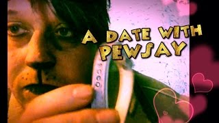 A date with Pewsay the cat ❤️ASMR❤️