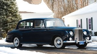 1960 Rolls Royce Phantom V Limousine by Park Ward