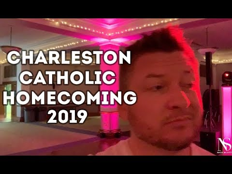VLOG #14: Charleston Catholic Homecoming 2019